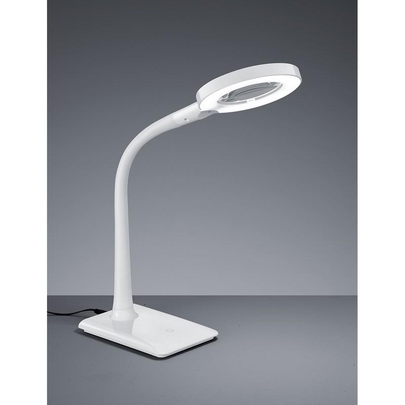 Lampe À Bureau PoserLoupe De Led 4Rj3L5qA
